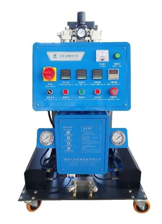 JNJX-Q2600(D-15)型-聚氨酯fapao设bei
