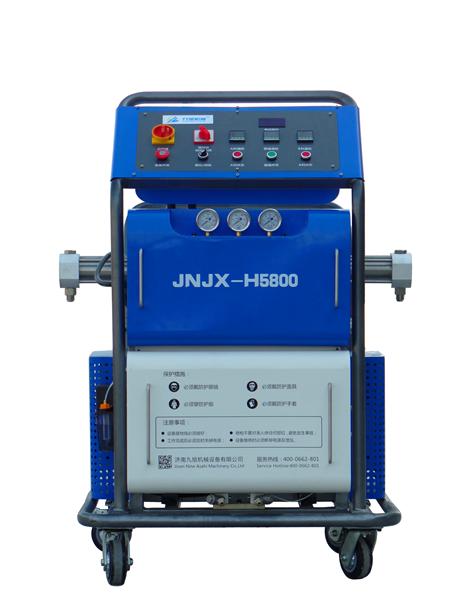 液压ju脲喷tu机JNJX-H5800xing