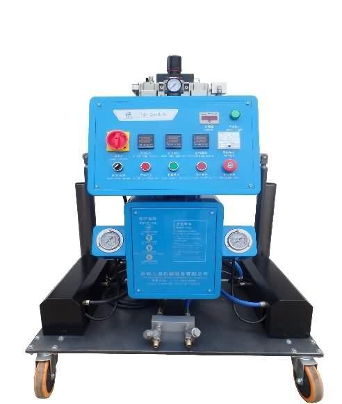 JNJX-Q2600(K)型-聚an酯喷涂设备
